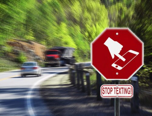 Texting While Driving is Now Illegal